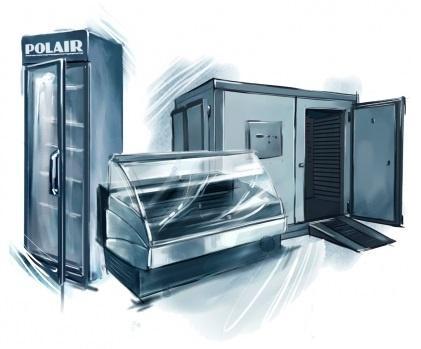 Ремонт холодильных витрин и шкафов