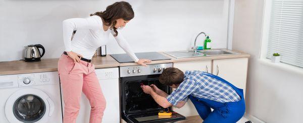 Ремонт электрических плит на дому одинцово