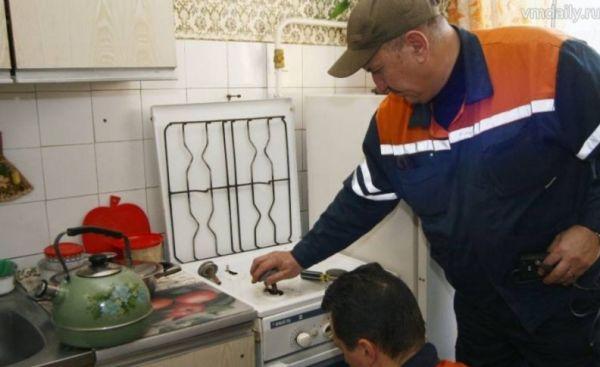 Мастер по ремонту духовок