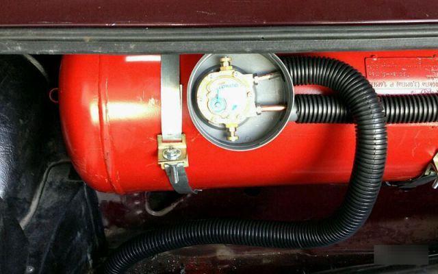 Установка газовой установки на автомобиль своими руками