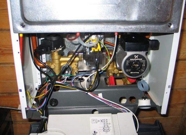 Ремонт настенных котлов бакси - Каталог газовых котлов отопления Protherm, Baxi