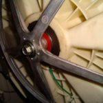 Ремонт барабана стиральной машинки