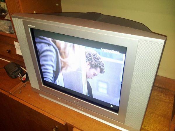 ЭЛТ-телевизор